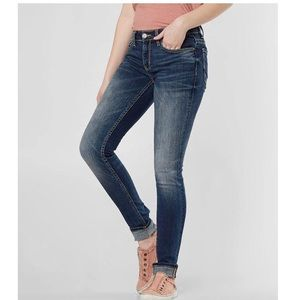 Buckle BKE Stella Stretch Skinny Thick Stitch Jean